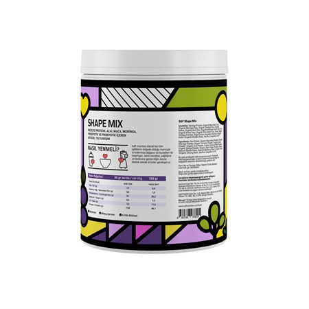 Protein Superfood Mix Shape 360 gr.